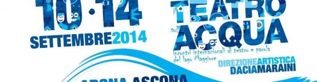 """Mollificio Valli: sponsor ufficiale de """"Il Teatro sull'Acqua 2014″"""